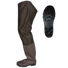 Compass 360 Windward Cleated PVC Hip Boot SWAMP