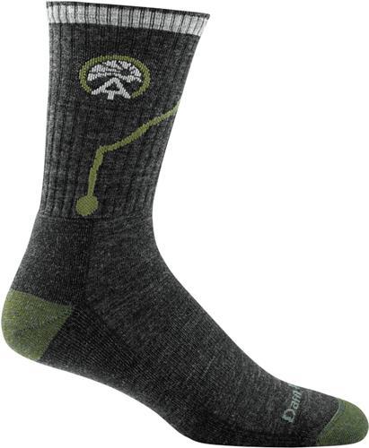 Darn Tough Men's Adirondack Trail Conservancy Micro Crew Socks
