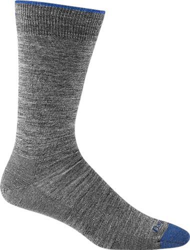 Darn Tough Men's Solid Crew Light Socks