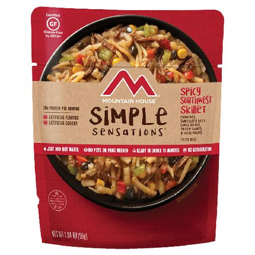 Mountain House Spicy Southwest Skillet Freeze Dried Food