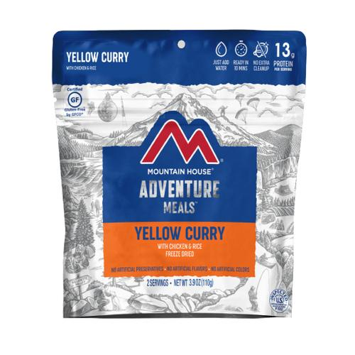 Mountain House Yellow Curry Freeze Dried Meals