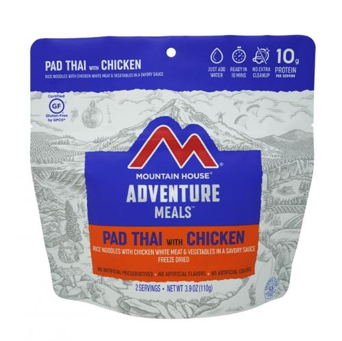 Mountain House Pad Thai with Chicken Freeze Dried Meal