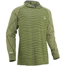 NRS Men's H2Core Silkweight Hoodie OLIVE