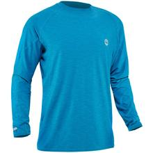 NRS Men's H2Core Silkweight Long Sleeve Shirt FJORD