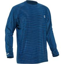 NRS Men's H2Core Silkweight Long Sleeve Shirt POSEIDON