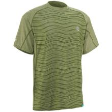 NRS Men's H2Core Silkweight Short Sleeve Shirt OLIVE