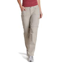 Kuhl Women's Horizn Convertible Pants KHAKI
