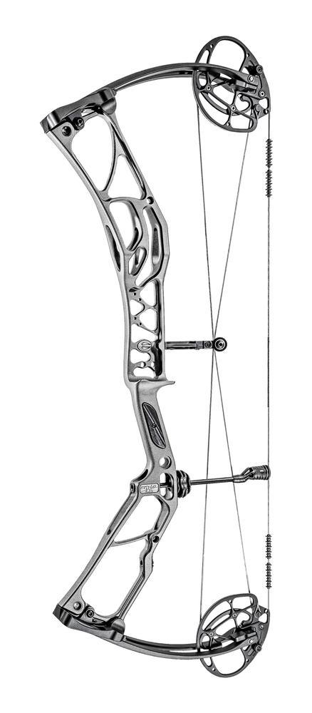 Elite Archery Ritual 30 Compound Bow GRAPHITEGRAY