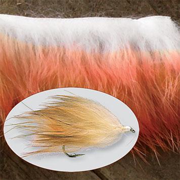 Orvis Crosscut Rabbit Fur For Fly Tying