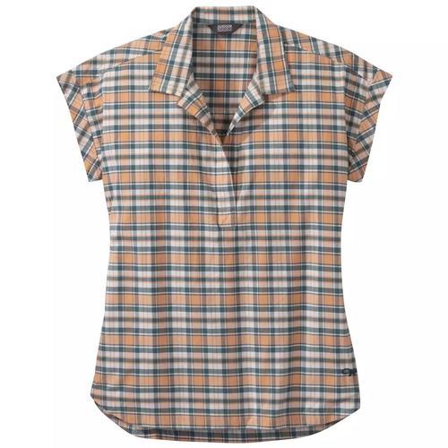 Outdoor Research Women's Amber Ale Short Sleeve Shirt