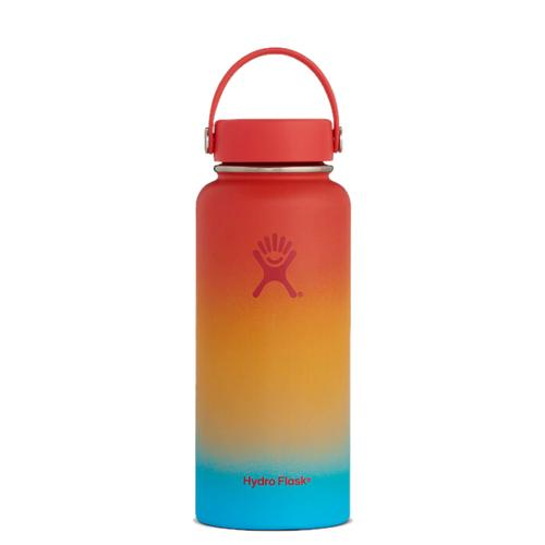 Hydroflask 32oz Shaved Ice Collection Wide Mouth Bottle