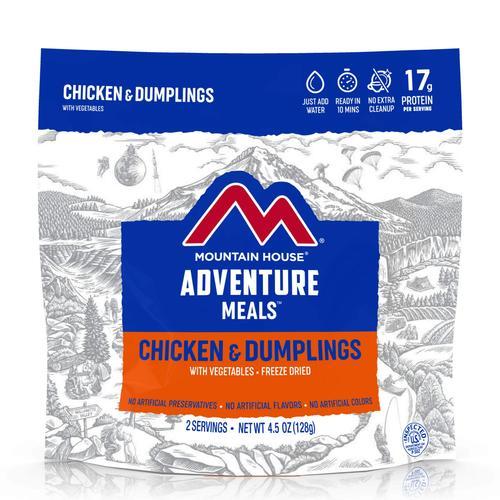 Mountain House Freeze Dried Chicken and Dumplings