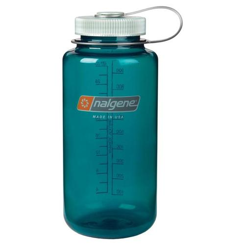 Nalgene Wide Mouth 32oz Bottle Trout Green