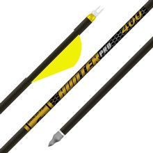 Gold Tip Hunter Pro Arrows 6-Pack BLACK/GOLD