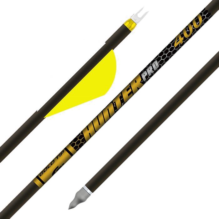 Gold Tip Hunter Pro Arrows 6- Pack
