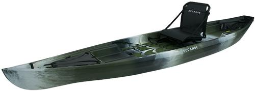 Nucanoe Pursuit 13.5 Kayak with Fusion Seat