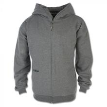 Arborwear Men's Double Thick Full Zip Sweatshirt Extended Sizes ATHLETIC_GREY