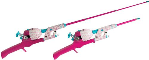 Kid Casters Hello Kitty Tangle Free Telescoping Fishing Pole