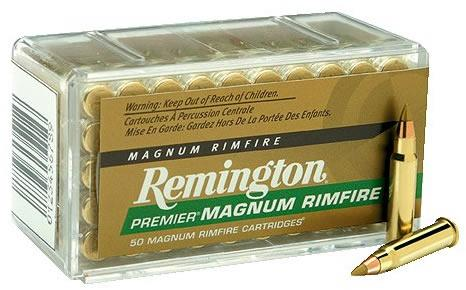 Remington Premier Ammunition 17 HMR, Accutip-V Boat Tail 17 GR