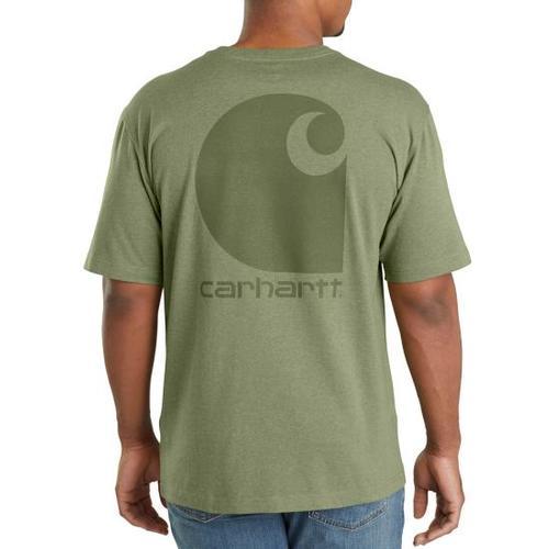 Carhartt Men's Workwear C Logo Graphic Short Sleeve T-Shirt
