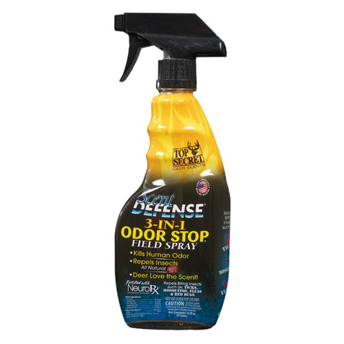 Top Secret Scent Defense Field Spray 16oz
