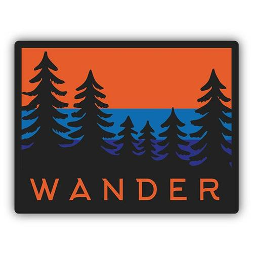 Stickers Northwest Wander Sticker
