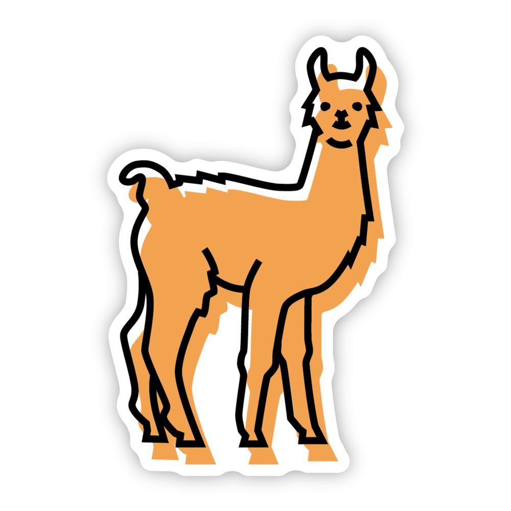 Stickers Northwest Llama Sticker