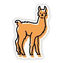 Stickers Northwest Llama Sticker LLAMA