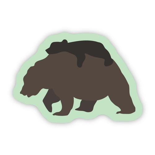 Stickers Northwest Mama Bear Sticker