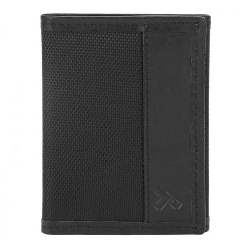 Travelon RFID Blocking Classic Trifold Wallet Black