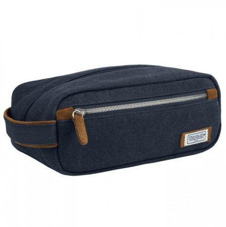 Travelon Heritage Zip Top Toiletry Bag