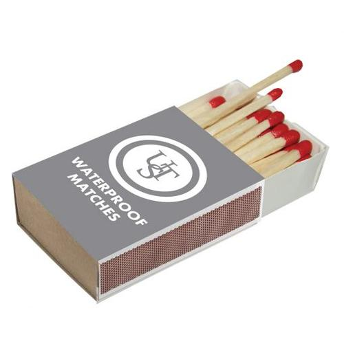 UST Waterproof Matches 4 Pack