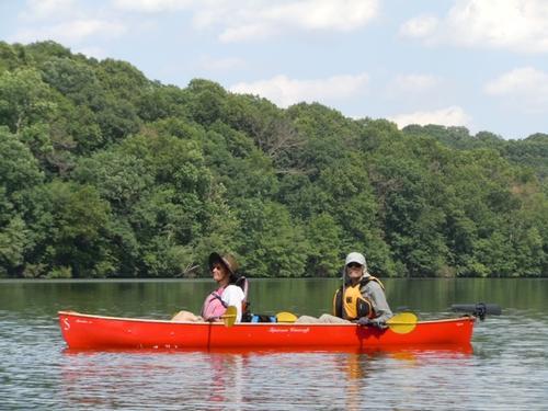 Slipstream Watercraft Sport Duo 13 Solo or Tandem Hybrid Canoe