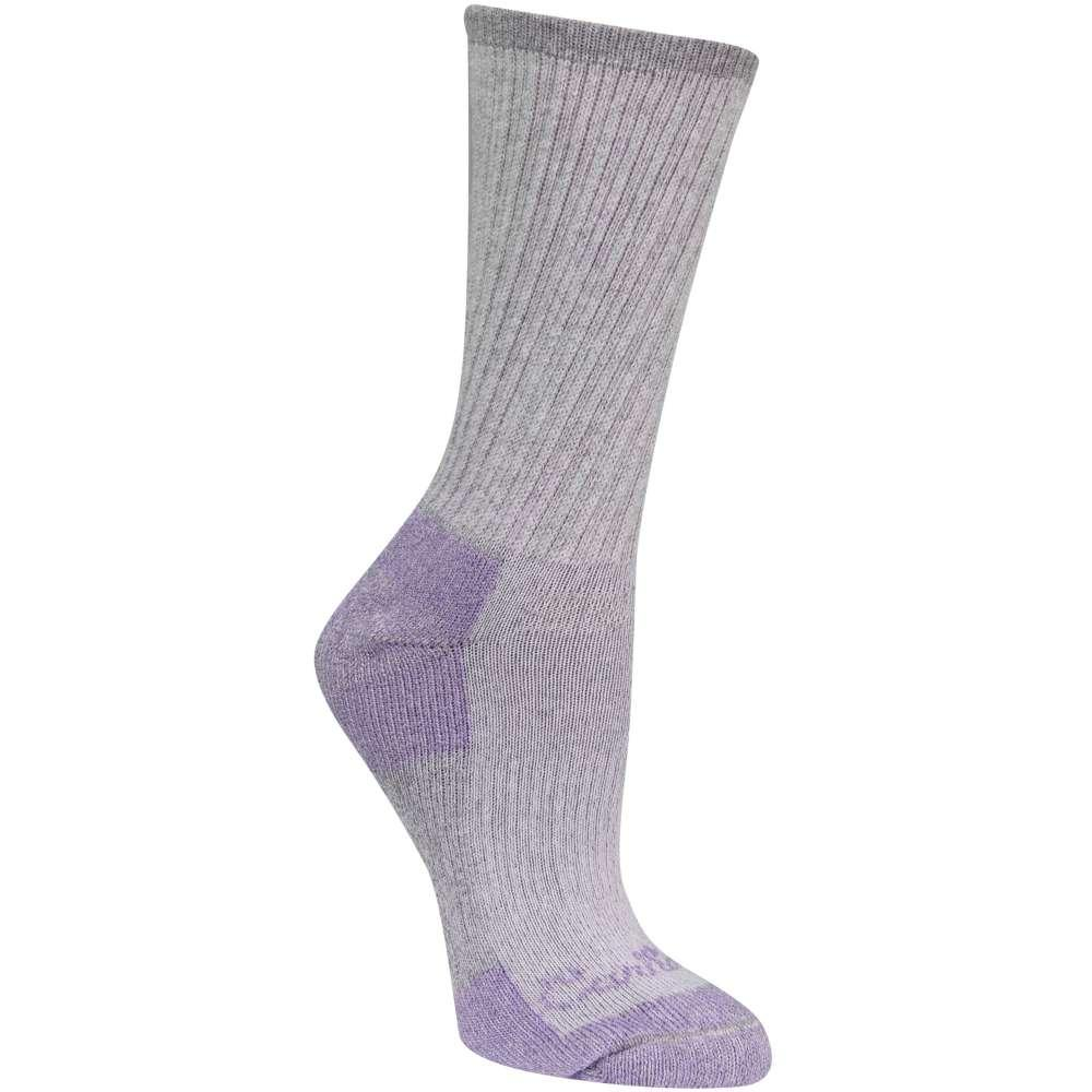Carhartt Women's 3 Pack Cotton Work Crew Socks