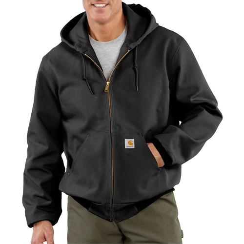 Carhartt Men's Duck Thermal Lined Active Jac