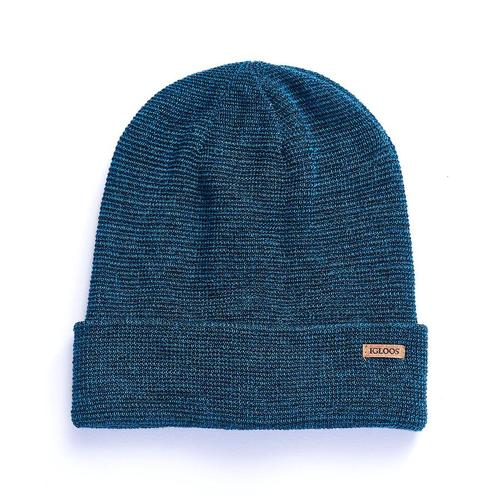 Igloos Waffle Knit 2-in-1 Beanie
