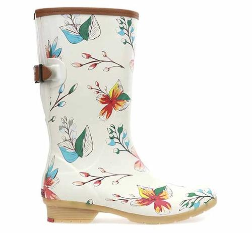 Chooka Women's Tropics Bainbridge Rain Boot