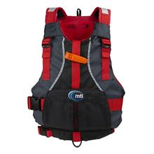 MTI Adventurewear Bob Youth Life Jacket GRAY/RED