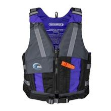 MTI Adventurewear Reflex Youth Life Jacket BLACK/GRAPE