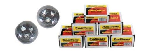 Traditions Firearms Round Ball 50 Caliber