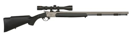 Traditions Firearms Pursuit G4 Ultralight .50 cal Black/CeraKote with 3-9x40 Scope