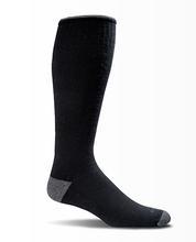 Sockwell Men's Elevation Graduated Compression Socks BLACK