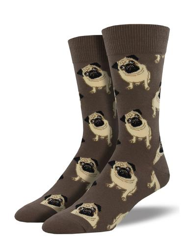 Socksmith Men's Pugs Socks