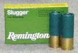 Remington 12ga 2.75in 1oz Rifled Slug 5 Pack