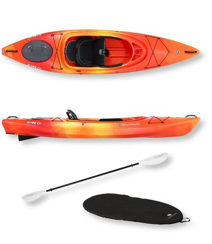Wilderness Systems Aspire 105 Package with Paddle and Cockpit Cover