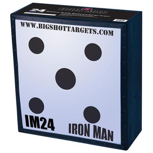 Big Shot Iron Man 24in Speed Bow Block Target