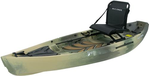 Nucanoe Frontier 10 with 360 Fusion Seat Demo