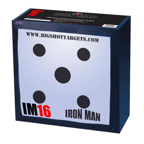 Big Shot Targets Iron Man 16