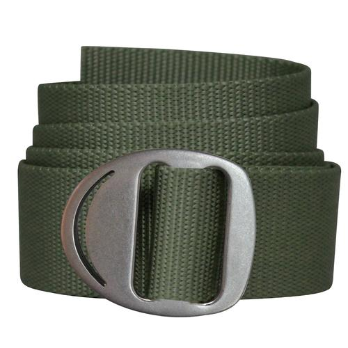 Bison Designs 38mm Crescent Belt with Gunmetal Buckle