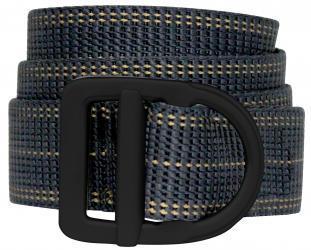 Bison Designs 38mm Last Chance Delta Light Duty Belt with Black Buckle